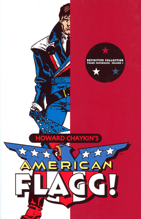 AMERICAN FLAGG DEFINITIVE COLL TP