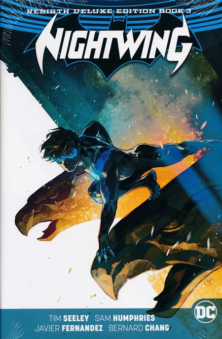 NIGHTWING REBIRTH DLX COLL HC BOOK 03
