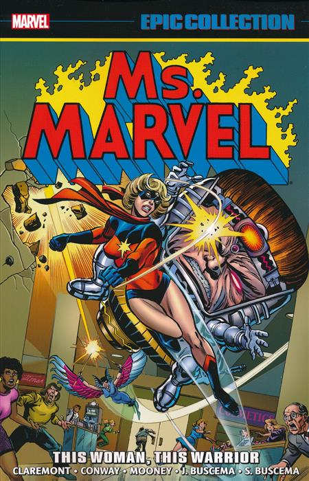 MS MARVEL EPIC COLLECTION TP WOMAN WARRIOR