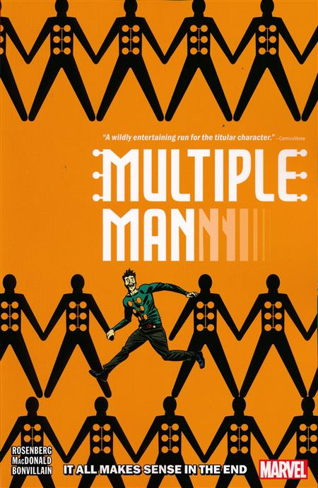 MULTIPLE MAN TP
