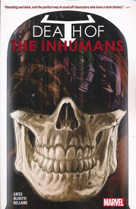 DEATH OF INHUMANS TP