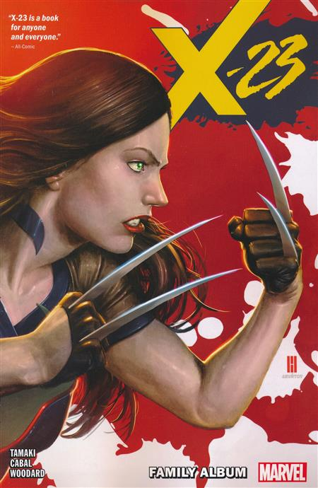 X-23 TP VOL 01 FAMILY ALBUM