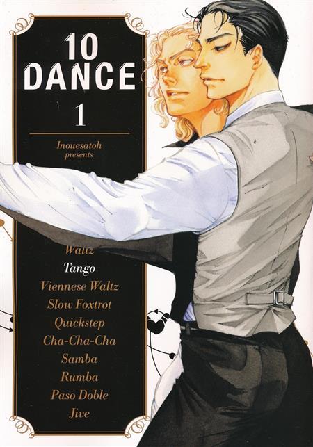 10 DANCE GN VOL 01 (MR) (C: 1-1-0)