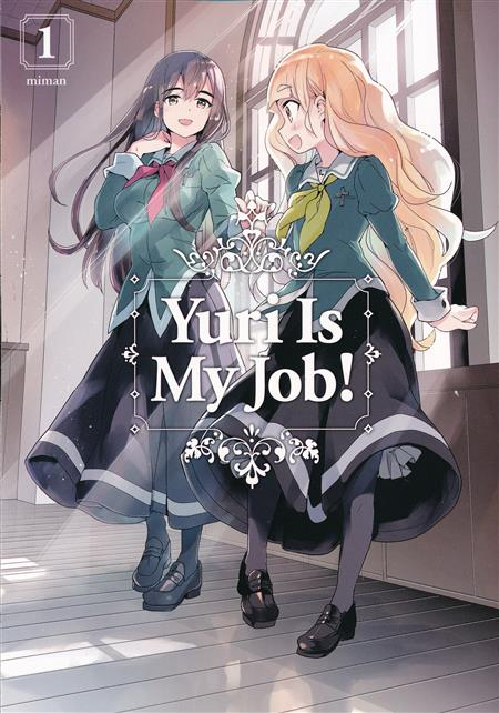 YURI IS MY JOB GN VOL 01 (C: 1-1-0)