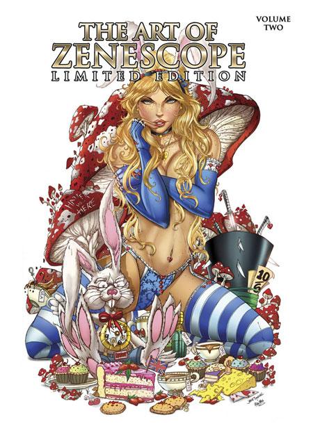Grimm Fairy Tales Cover Art Hc Vol 02
