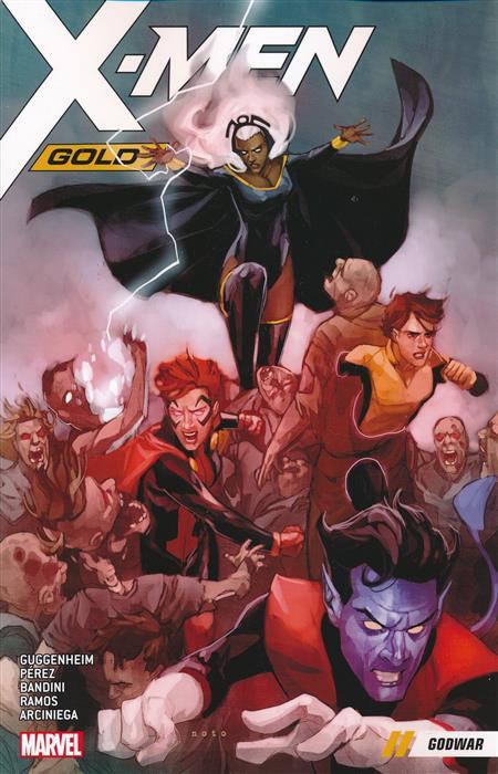 X-MEN GOLD TP VOL 07