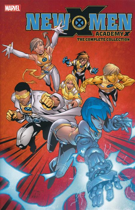 NEW X-MEN ACADEMY X TP COMPLETE COLLECTION