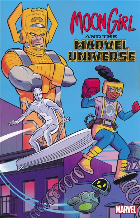 MOON GIRL AND MARVEL UNIVERSE TP