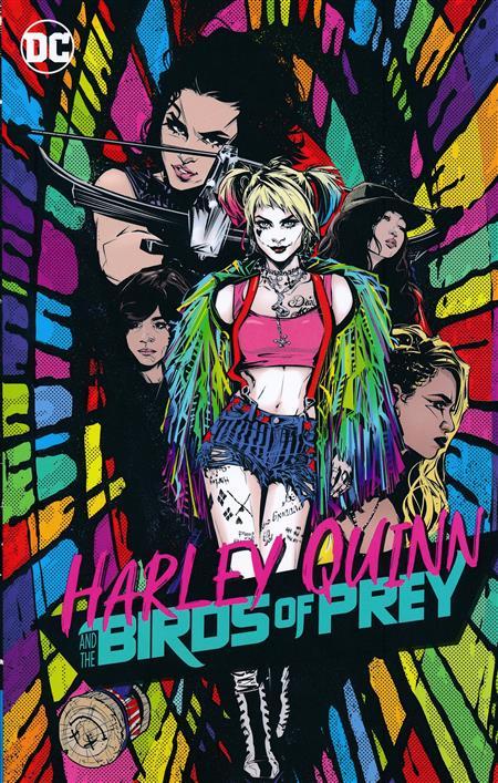 Harley Quinn The Birds Of Prey Tp