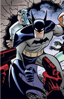 BATMAN ADVENTURES VOL 1 ROGUES GALLERY TP