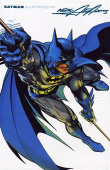 BATMAN ILLUSTRATED BY NEAL ADAMS VOL 2 HC
