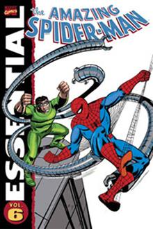 ESSENTIAL SPIDER-MAN VOL 6 TP
