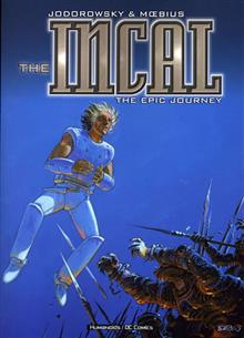 INCAL VOL 2 THE EPIC JOURNEY