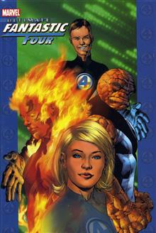 ULTIMATE FANTASTIC FOUR VOL 1 HC