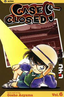 CASE CLOSED GN VOL 06