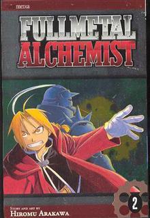 FULLMETAL ALCHEMIST GN VOL 02