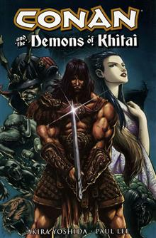 CONAN AND THE DEMONS OF KHITAI TP (MR)