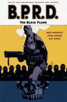 BPRD VOL 5 THE BLACK FLAME TP