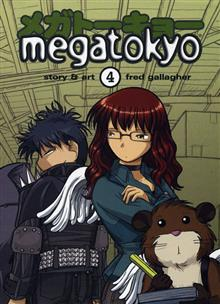MEGATOKYO VOL 4