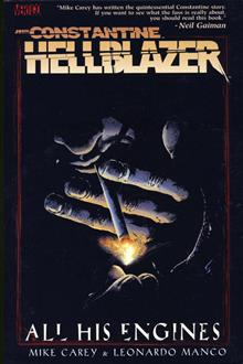 HELLBLAZER ALL HIS ENGINES SC (MR)