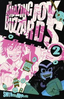 AMAZING JOY BUZZARDS VOL 2 TP