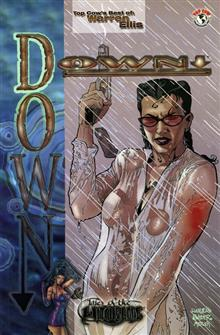 DOWN WARREN ELLIS TP