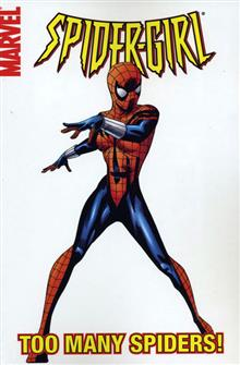 SPIDER-GIRL VOL 6 TOO MANY SPIDERS DIGEST TP