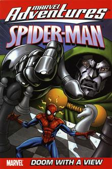 MARVEL ADVENTURES SPIDER-MAN VOL 3 DOOM WITH VIEW DIGEST TP