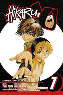 HIKARU NO GO GN VOL 07 (MR)