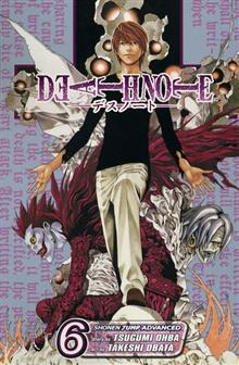 DEATH NOTE GN VOL 06
