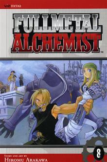 FULLMETAL ALCHEMIST GN VOL 08