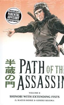 PATH OF THE ASSASSIN TP VOL 08 (MR)