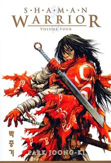 SHAMAN WARRIOR VOL 4 TP