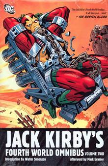 JACK KIRBYS FOURTH WORLD OMNIBUS VOL 2 HC