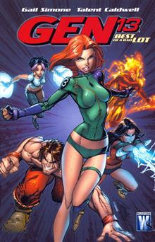 GEN 13 BEST OF A BAD LOT TP