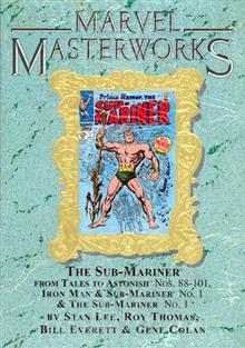 MARVEL MASTERWORKS SUB-MARINER VOL 2 HC VAR ED 79