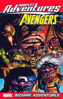MARVEL ADVENTURES AVENGERS VOL 3 DIGEST TP