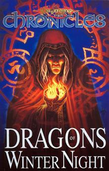 DRAGONLANCE CHRONICLES VOL 2 DRAGONS OF WINTER NIGHT TP