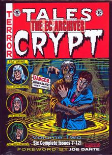 EC ARCHIVES TALES FROM THE CRYPT VOL 2 HC