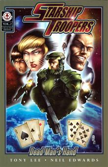 STARSHIP TROOPERS DEAD MANS HAND TP (MR)