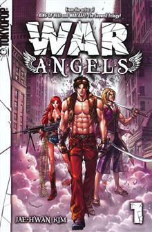 WAR ANGELS VOL 1 GN (OF 3) (MR)