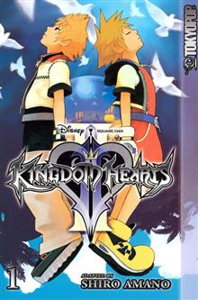 KINGDOM HEARTS II VOL 1 GN (OF 5)