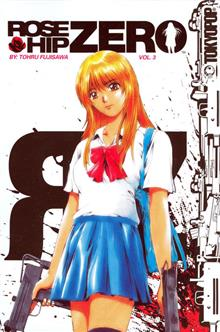 ROSE HIP ZERO VOL 3 GN (OF 5) (MR)