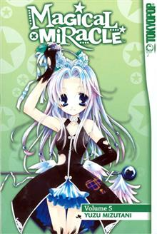 MAGICAL X MIRACLE VOL 5 GN (OF 6)