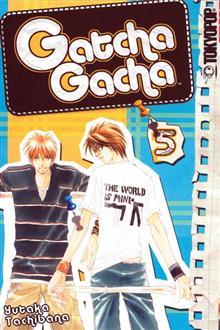 GATCHA GACHA VOL 5 GN (OF 6)