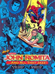 JOHN ROMITA AND ALL THAT JAZZ HC