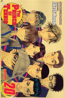 PRINCE OF TENNIS VOL 20 GN