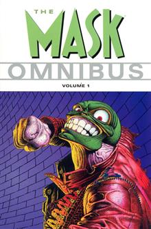 MASK OMNIBUS VOL 1 TP