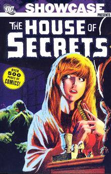 SHOWCASE PRESENTS HOUSE OF SECRETS TP VOL 01