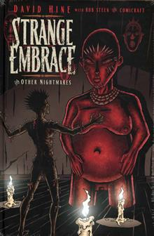 STRANGE EMBRACE HC VOL 01 (MR)